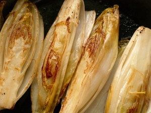 Caramelised chicory
